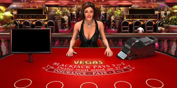Real Deal Vegas Blackjack MCPcom OpenBet