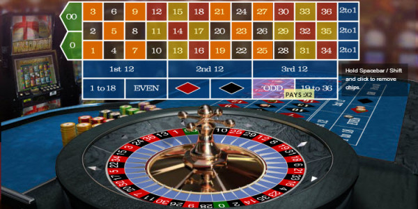 US Single View Roulette MCPcom OpenBet