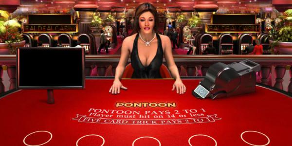 Real Deal Pontoon 5 Hand MCPcom OpenBet