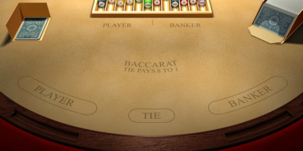 Baccarat MCPcom OpenBet