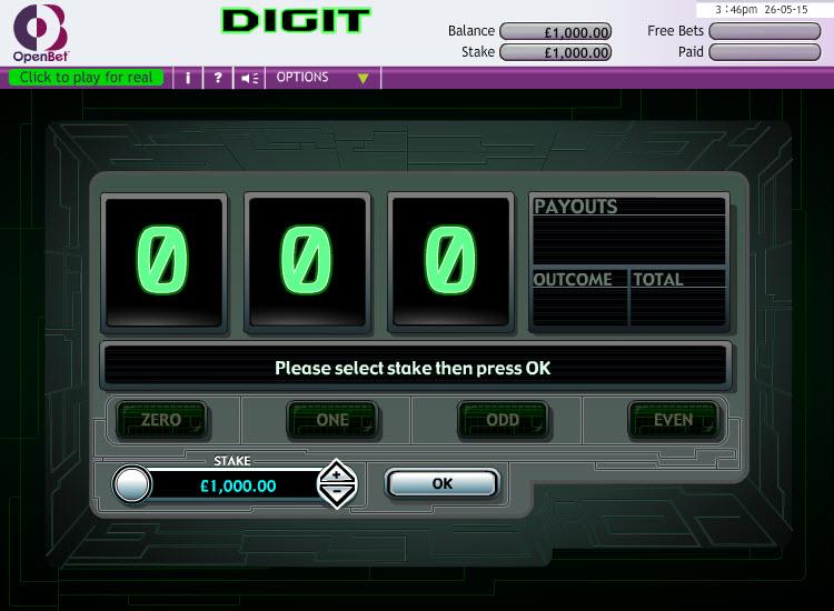 Digit MCPcom OpenBet