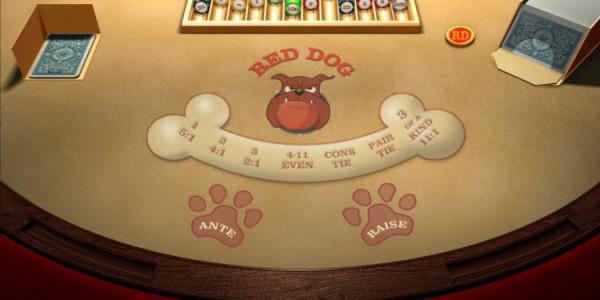 Red Dog MCPcom OpenBet