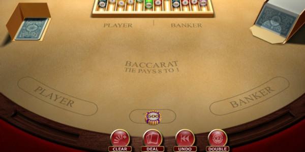 Baccarat Hi Roller MCPcom OpenBet 2