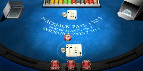 Blackjack MCPcom OpenBet2