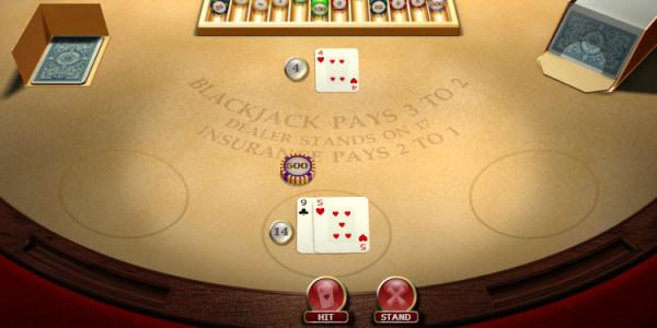 Blackjack Euro 3 Hand Hi Roller MCPcom OpenBet2