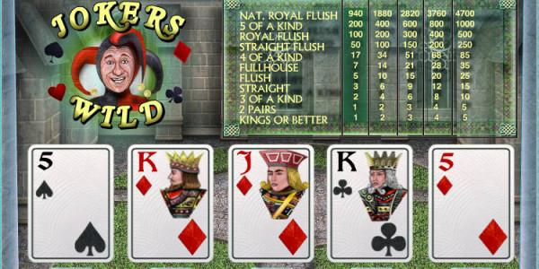 Jokers Wild MCPcom OpenBet2
