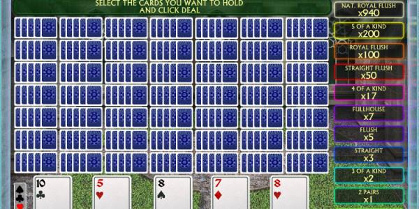 Jokers Wild 50 Hand MCPcom OpenBet2