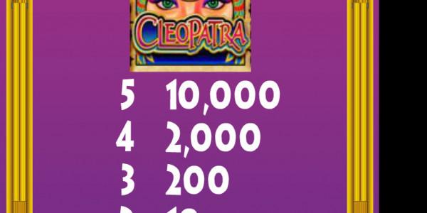 Mini Cleopatra Slot  MCPcom OpenBet pay