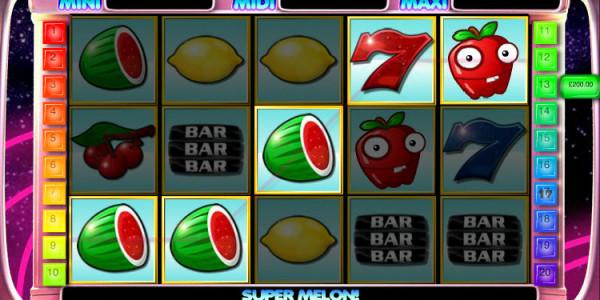 Astro Fruit MCPcom OpenBet win
