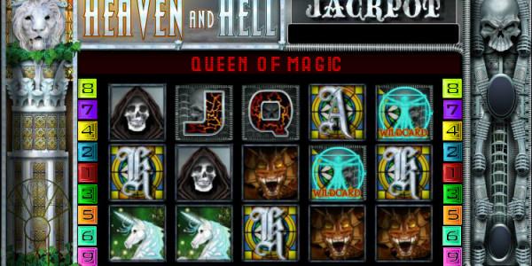 Heaven and Hell MCPcom OpenBet win