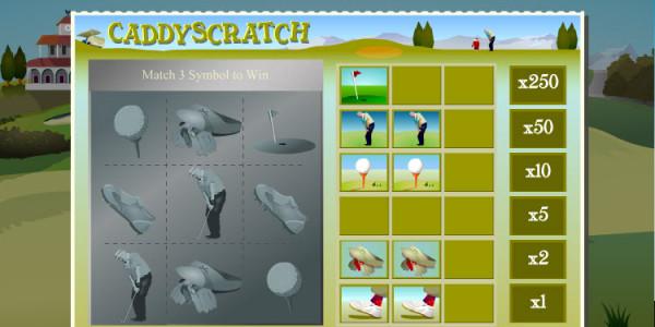 Caddy Scratch MCPcom OpenBet2