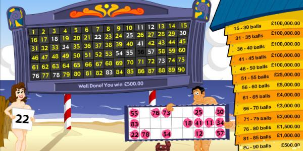 Beach Ball Bingo MCPcom OpenBet3