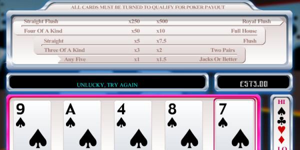 Hi Lo Poker MCPcom OpenBet3