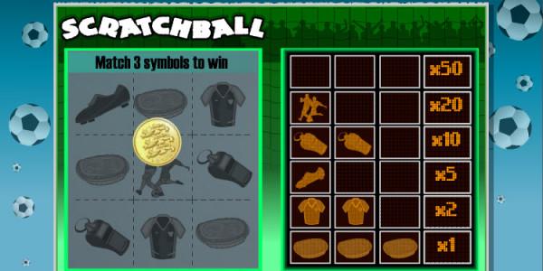 Scratchball MCPcom OpenBet2