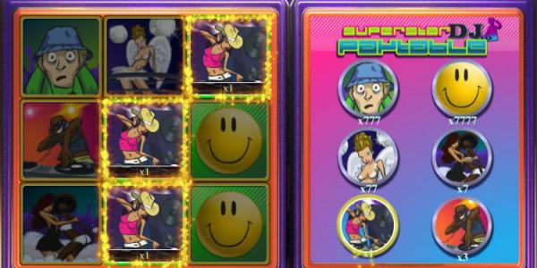 Super Star DJ Scratch Card MCPcom OpenBet2