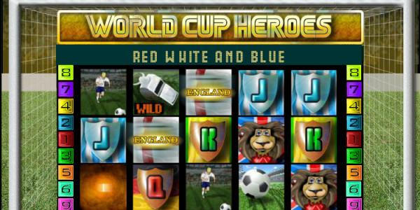 World Cup Heroes MCPcom OpenBet win