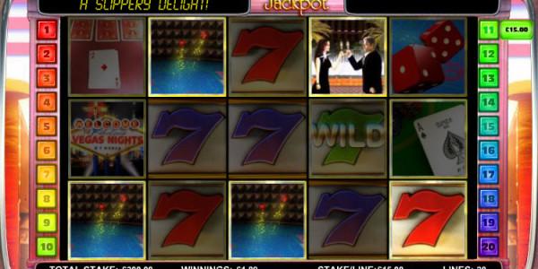Vegas Nights — Engine 1 MCPcom OpenBet win