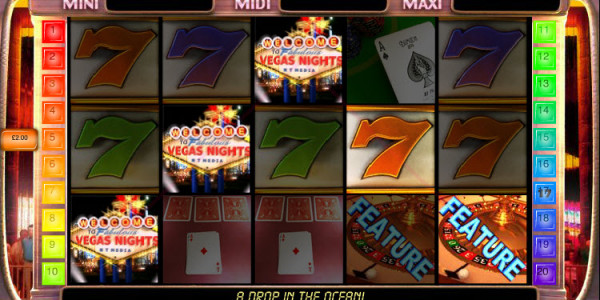 Vegas Nights MCPcom OpenBet win