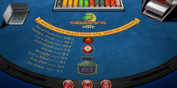 Caribbean Stud Poker MCPcom OpenBet2