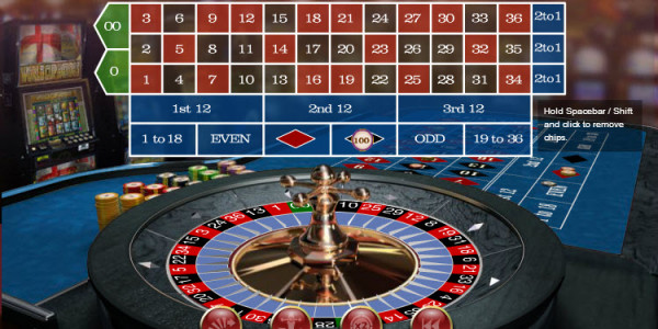 US Single View Roulette MCPcom OpenBet2