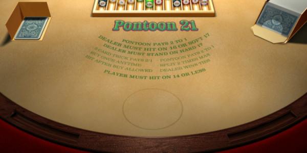 Pontoon 21 MCPcom OpenBet