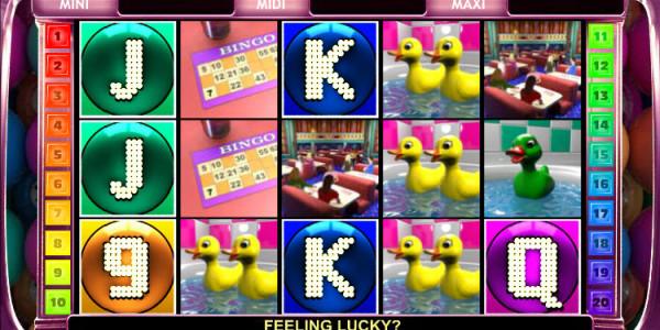 Bingo Slot  MCPcom OpenBet