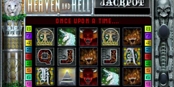 Heaven and Hell MCPcom OpenBet