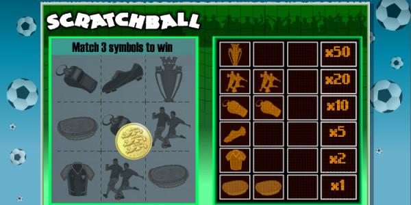 Scratchball MCPcom OpenBet3