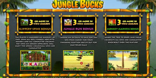 Jungle Bucks MCPcom OpenBet pay2