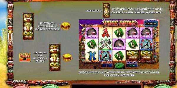 Totem Treasures MCPcom OpenBet pay2