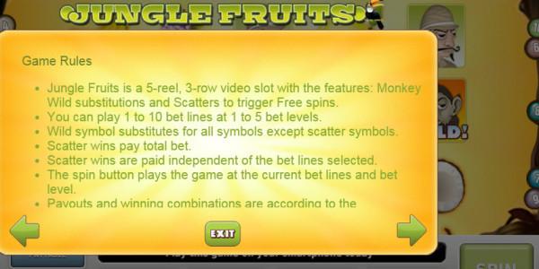 Jungle Fruits MCPcom OmiGaming pay2