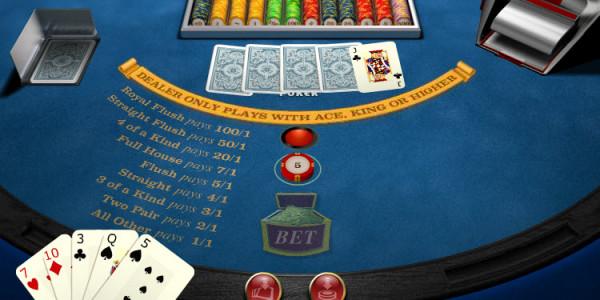 Caribbean Stud Poker MCPcom OpenBet3