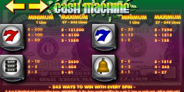 Cash Machine MCPcom OpenBet pay