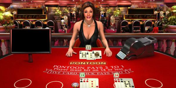Real Deal Pontoon 5 Hand MCPcom OpenBet3