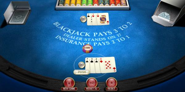 Blackjack MCPcom OpenBet3