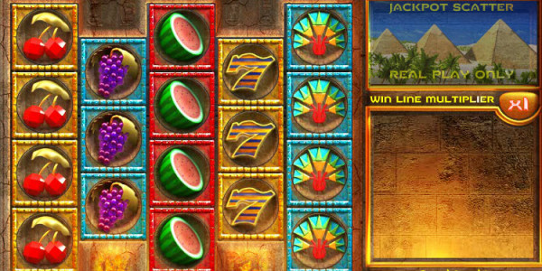 Ancient Riches Cashdrop MCPcom OpenBet PAY2