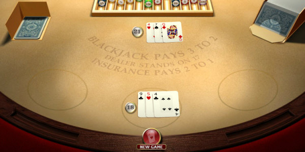 Blackjack Euro 3 Hand Hi Roller MCPcom OpenBet3