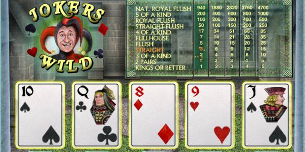 Jokers Wild MCPcom OpenBet3