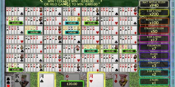 Jokers Wild 50 Hand MCPcom OpenBet3