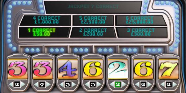 Lucky Sevens MCPcom OpenBet3