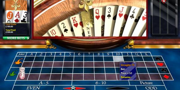 Card Roulette MCPcom OpenBet3