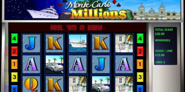 Monte Carlo Millions MCPcom OpenBet