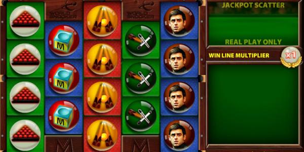 Masters Snooker Cashdrop MCPcom OpenBet2