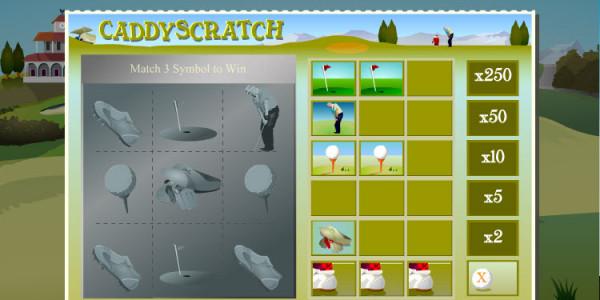 Caddy Scratch MCPcom OpenBet3