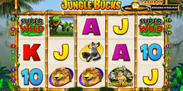 Jungle Bucks MCPcom OpenBet