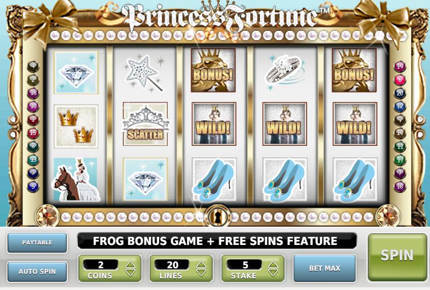 Princess Fortune MCPcom OmiGaming