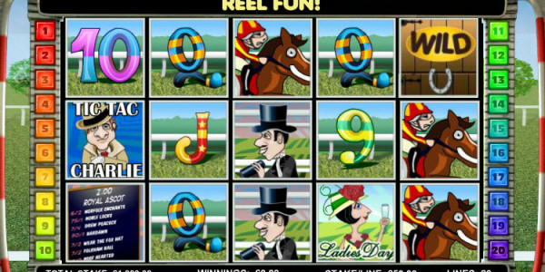 Day at the Races MCPcom OpenBet