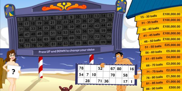 Beach Ball Bingo MCPcom OpenBet