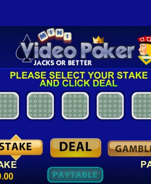 Mini Video Poker MCPcom OpenBet