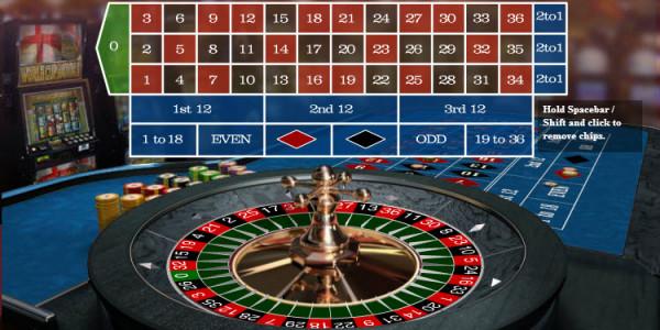 Roulette Single Euro Lo Roller MCPcom OpenBet